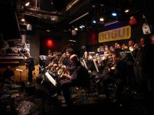 Bogui Jazz   E.N.M. Big Band 'Plays The Music of Jaco Pastorius'   Martes 11 de octubre de 2016