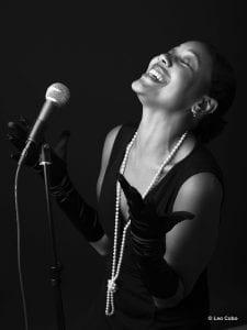 Bogui Jazz   T.J. Jazz Sings Billie Holiday   Sábado 22 de octubre de 2016   Foto Leo Cobo