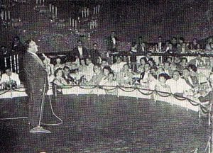 En esto llegó Fidel, se acabó la diversión | Pedro Vargas en el Capiri | La Habana - Cuba | 1958