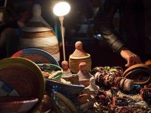 Market Solidario La Tabacalera | ADAL Otro mundo es posible | Lavapiés - Madrid | 20/11/2016 | Puesto artesano edición 2015