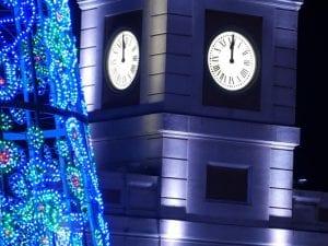 12 Campanadas de Fin de Año | Reloj de la Puerta del Sol | Madrid | Esfera