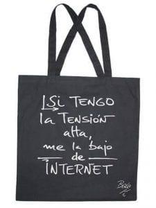 'Si tengo la tensión alta, me la bajo de Internet | 'Bolo' García | Bolsa con azaristmo