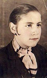 Centenario Gloria Fuertes | 1917-1998 | #gloriafuertes100 | Gloria Fuertes niña