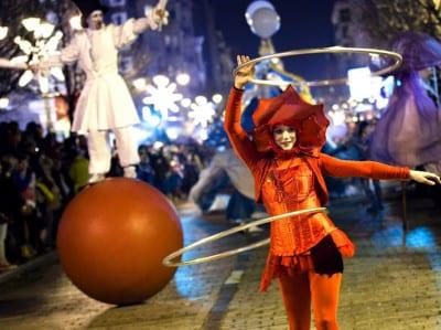 Carnaval 2016   Distrito de Puente de Vallecas  - Vallekas   Madrid