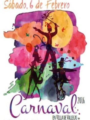 Carnaval 2016   Distrito de Villa de Vallecas - Vallekas   Madrid