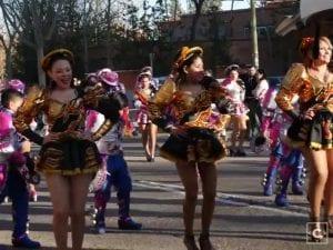 Desfile de Carnaval   Distrito de San Blas-Canillejas   Carnaval de Madrid 2017   25/02/2017   Foto Pablo Rentería/Cicerone Plus