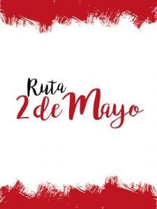 Ruta 2 de Mayo | A.C. Vive Malasaña | Barrio de Malasaña | Madrid | Verano 2017 | Logo
