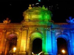 World Pride Madrid 2017 | Fiesta del Orgullo LGBT | 23/06 -02/07/2017 | Madrid | Puerta de Alcalá