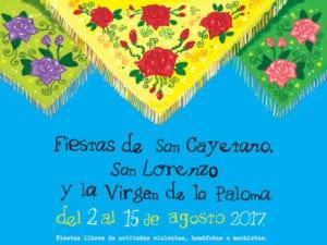 Fiestas de San Cayetano, San Lorenzo y La Paloma 2017   Centro - Madrid   02 - 15/08/2017   Centro   Madrid