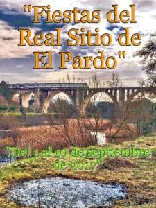 Fiestas de El Pardo 2017 | Fuencarral-El Pardo | Madrid | 01-10/09/2017 | Cartel