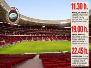 4ª jornada de liga tras los buenos resultados en Champions | Wanda El Superestreno