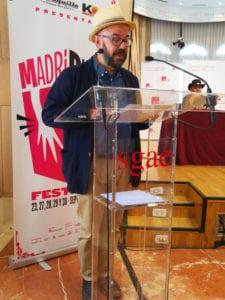 MadriRumba Festival   23-30/09/2017   Madrid   Juan Maltés, director artístico del festival   Presentación SGAE