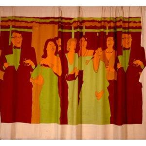 Campo a través. Arte colombiano en la colección del Banco de la República | Sala Alcalá 31 | Comunidad de Madrid | 20/02 - 22/04/2018 | Beatriz González | Decoración de interiores (1981)