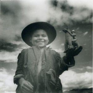 Campo a través. Arte colombiano en la colección del Banco de la República | Sala Alcalá 31 | Comunidad de Madrid | 20/02 - 22/04/2018 | Luis Benito Ramos | De la serie 'El hombre y la tierra'