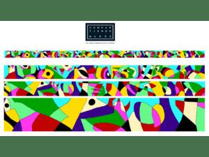 'Compartiendo muros' embellece otros 15 distritos madrileños en su 2ª fase | Ayuntamiento de Madrid | 'Naturaleza vitalista' de Latina