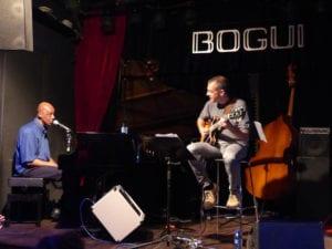 Conciertos septiembre 2018 Bogui Jazz | Madrid | 'Momentos Alhambra Jazz':Kool & Cole'Homenaje a Nat King Cole' | 29/09/2018 | Foto Borja Suárez