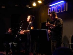 Conciertos septiembre 2018 Bogui Jazz | Madrid | 'Momentos Alhambra Jazz': Puro Gershwin | 07/09/2018 | Foto Borja Suárez