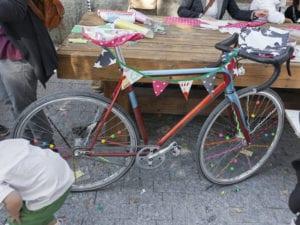 Semana Europea de la Movilidad 2018   La Celeste   'Combina y muévete'   Madrid   14-23/09/2018   Festibal con B de Bici
