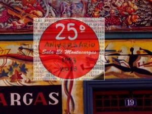 El Montacargas | 25 años de teatro alternativo | 1993-2018 | Puerta del Ángel | Latina | Madrid