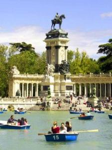 100 razones para visitar Madrid en 2019 | 'Save the date 2019' | Destino Madrid | Ayuntamiento de Madrid | Parque del Retiro