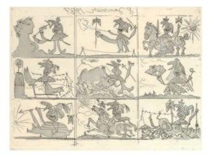 Sueño y mentira de Franco (1937) | La pieza invitada | 22/01-07/04/2019 | Museo Picasso-CEA | Buitrago del Lozoya | Comunidad de Madrid | Casa Picasso | Concello da Coruña | Sucesión Pablo Picasso | Vegap 2019