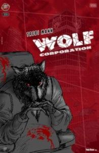 Wolf Corporation   Novela gráfica de Trebi Mann   Febrero 2019   Portada
