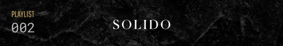 S O L I D O - playlist semanal 002