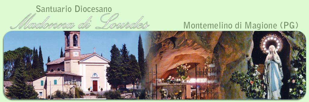 Pellegrinaggio Santuario Madonna di Lourdes di Monte Melino