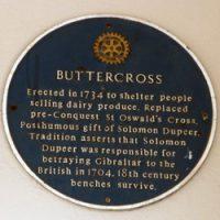 buttercross