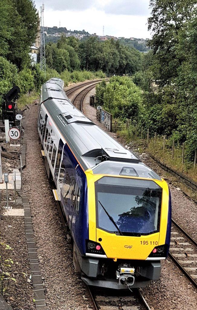 New Northern Rail Class 195 Unit