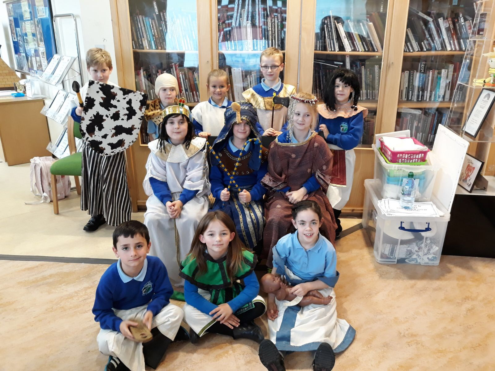 Year 3 Egyptian Trip – Group 1
