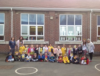 Children in Need – Reception