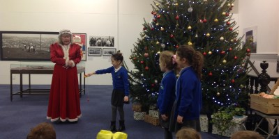 Year 2 Christmas Traditions Trip