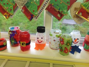 Year 2 Candle Jars