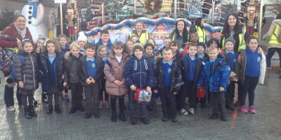Year 2 School Trip Festive Fun