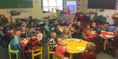 Party Time in Nursery