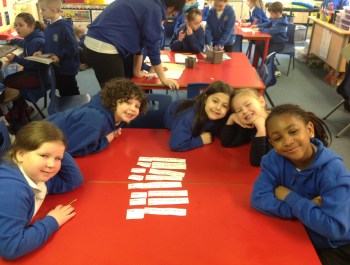 Exploring Explanation Texts in Year 2