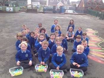 Eggciting Egg Hunting and Eggcelent Maths!