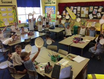 Year 3 Friendship Plates