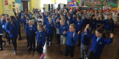 KS2 Monday Morning Workout!