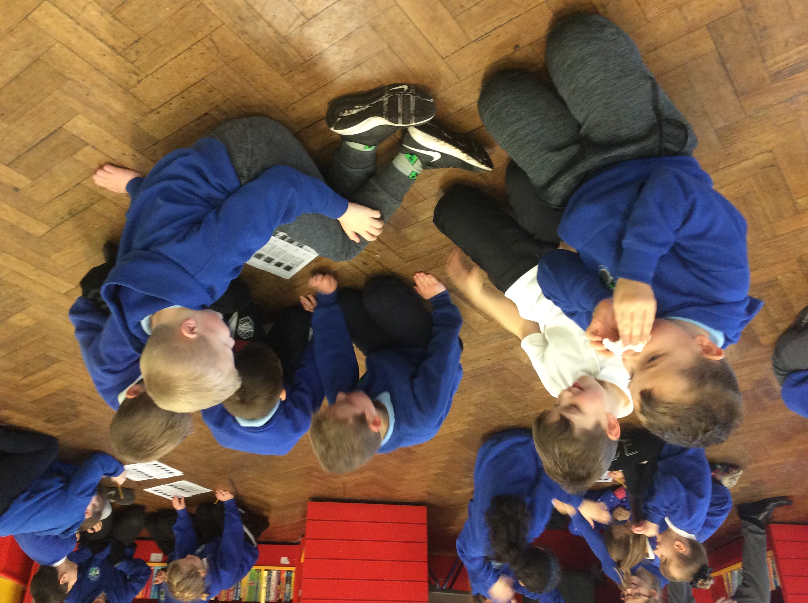 Year 3 Celebrate National Welsh Music Day