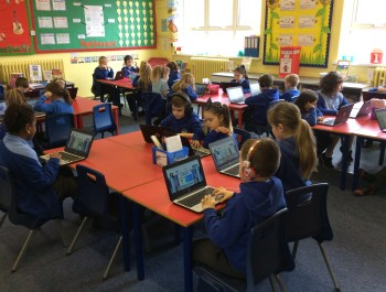 Year 3 Celebrate Internet Safety