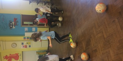 Year 3 Football & Fitness