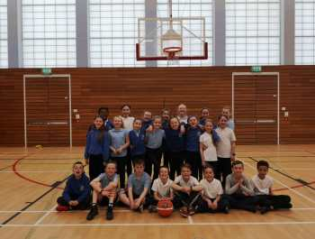 Year 5 Basketball! 🏀