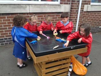 Oil spillage in Year 1…