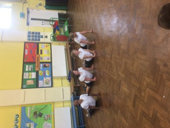 Year 3 Gymnasts!