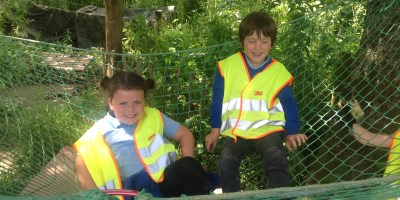 Fun at Forest Schools