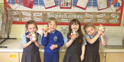 Supertatoes to the rescue!