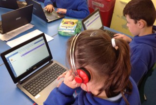 Collaboration in Year 5