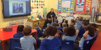 Right and Wrong in Year 2 with P.C.Parry